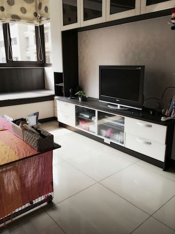 Cilla's Place, near THSR station(Single room) - Zhubei City - Apartamento
