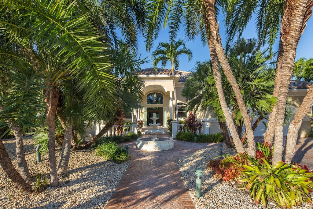 Welcome home to your luxurious vacation rental!