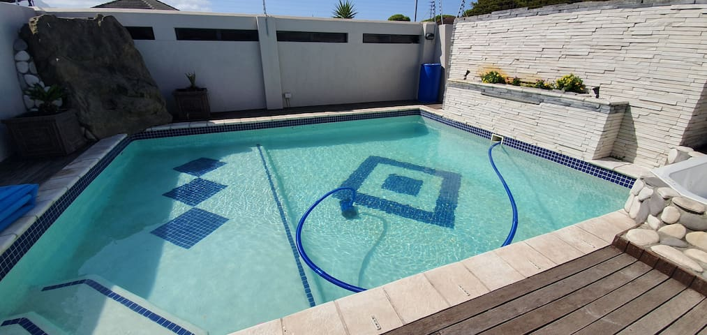Family Home with Pool