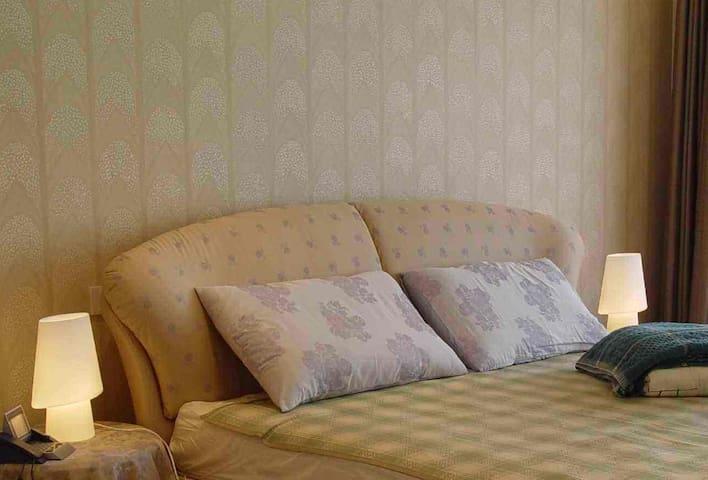 适合您居住的温馨独立房间。 - Liaoyang Shi - Apartamento