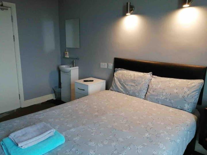 Hotel Double Room (Room 1)