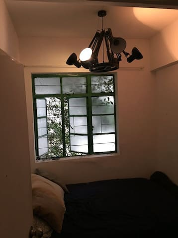 1 bedroom in a 3 bedroom apartment in Sheung Wan.
