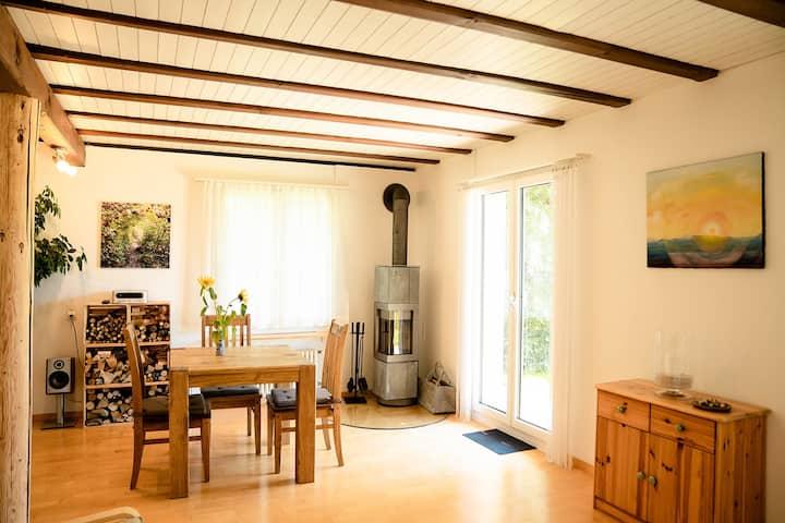 Chalet Arunachala, (Amden), FA025, Apartment / 2 bedrooms / max. 3 persons