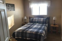 Guest Bedroom with Full