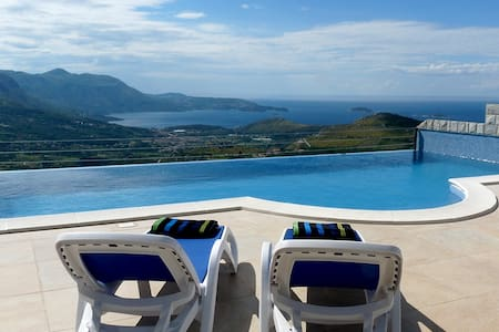 Villa Olive with pool - Dubrovnik - Ivanica