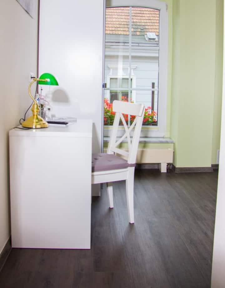 Privat- o. Geschäftreise im Einzelzimmer mit WLan