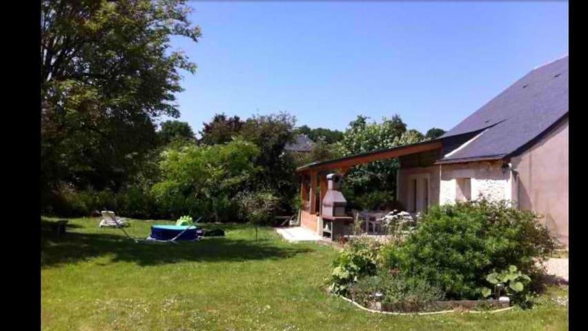 Maison 2 chambre plus clic clac - Beaumont-Pied-de-Bœuf - Casa