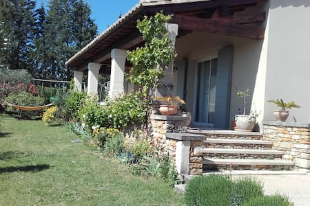 Villa à Serviers, 7 km d'Uzès