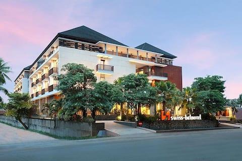 Deluxe Twin Room Near Raja Ampat by Swiss-Belhotel