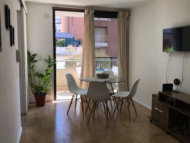 Cálido Departamento en Nueva Córdoba