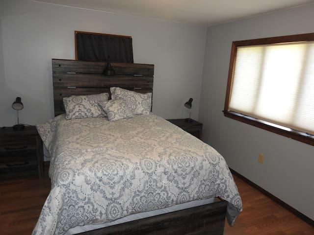 Bedroom #2; 2nd floor