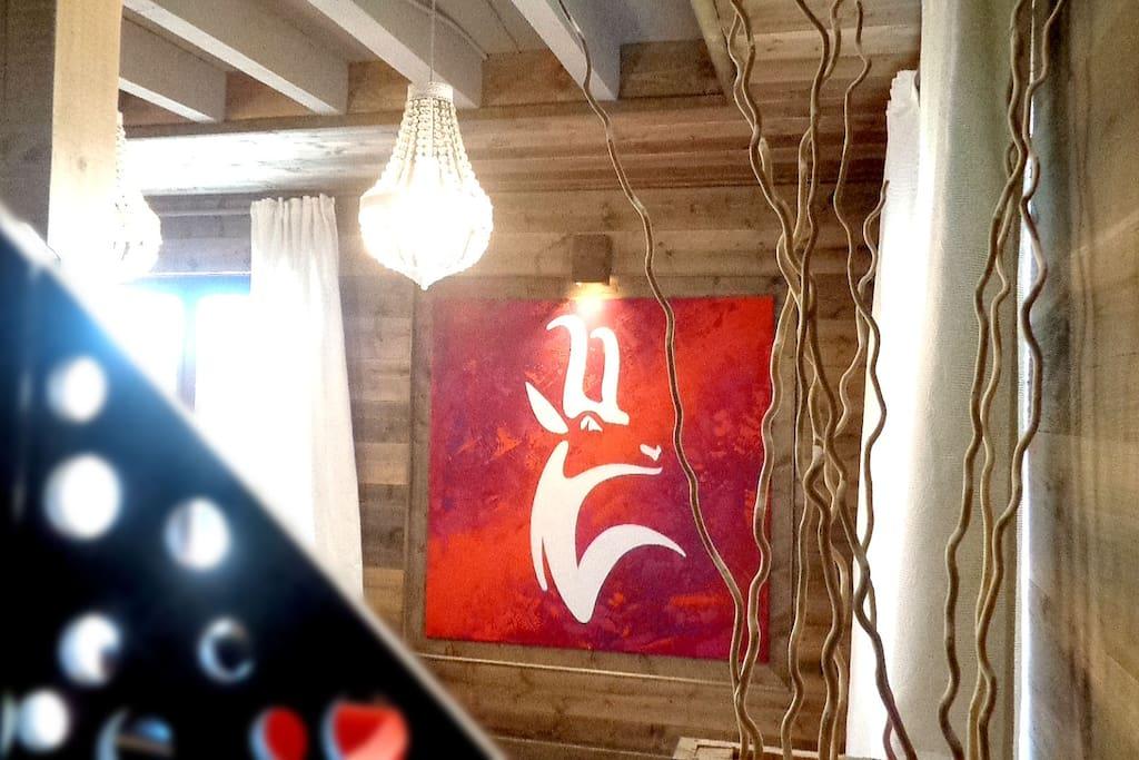 """+++ EXCEPTIONNEL +++ Chambres d'hôtes """"laptitevosgienne"""" SPA VUE LAC à Gérardmer."""