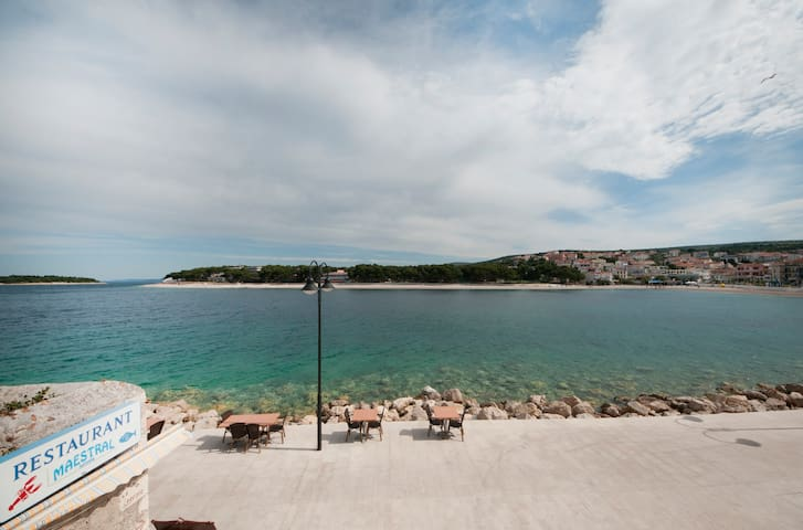 Villa Dunja- 3 Bedroom with Balcony and Sea View - Primošten - House