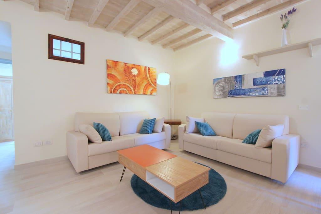 Living Room+ Sofa
