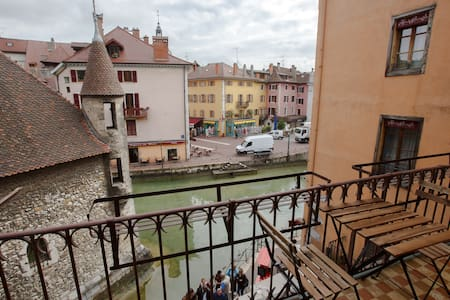 Apartment with amazing view in the old town - Appartement