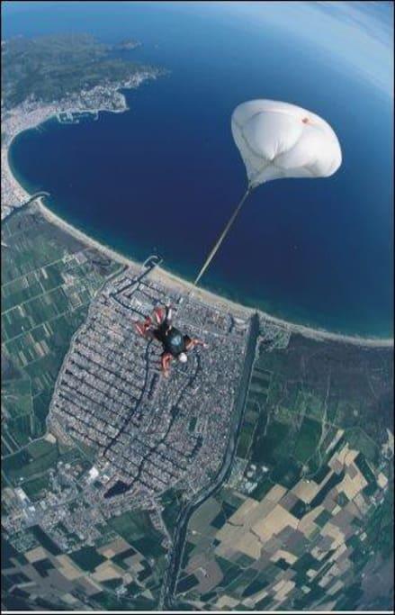 Empuriabrava Skydive