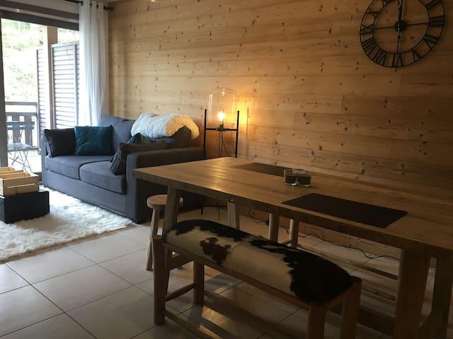 Appartement pied des pistes Auris - Alpe d'Huez