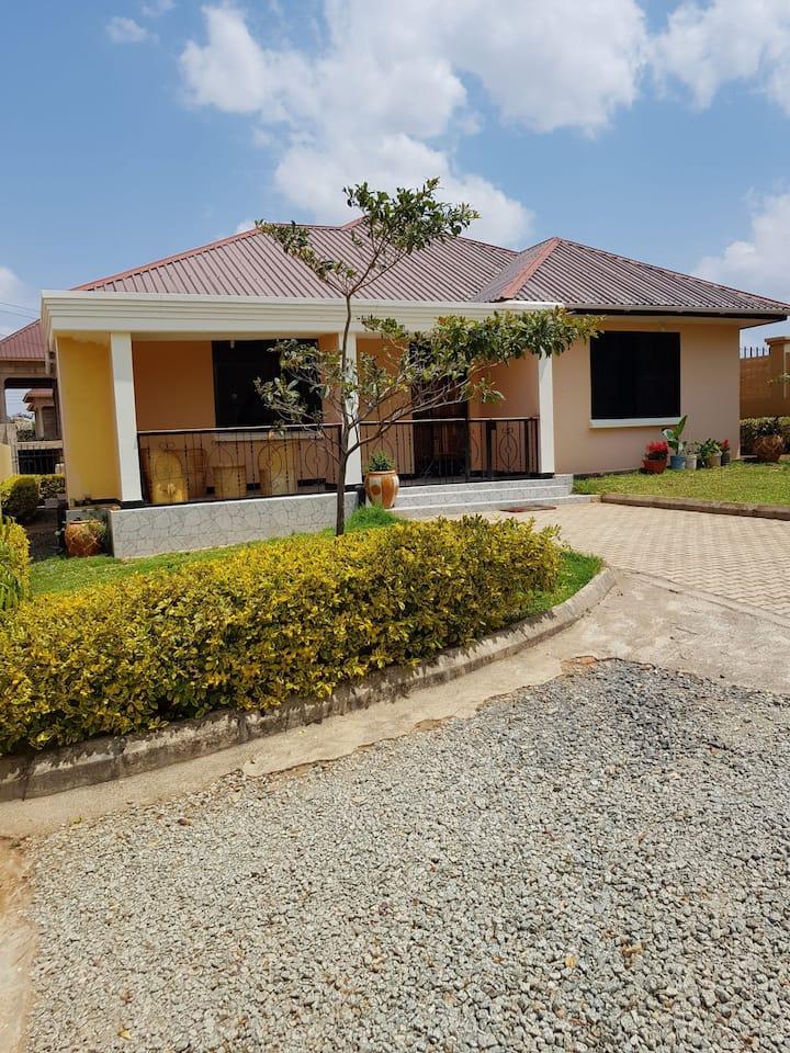 Es rest house