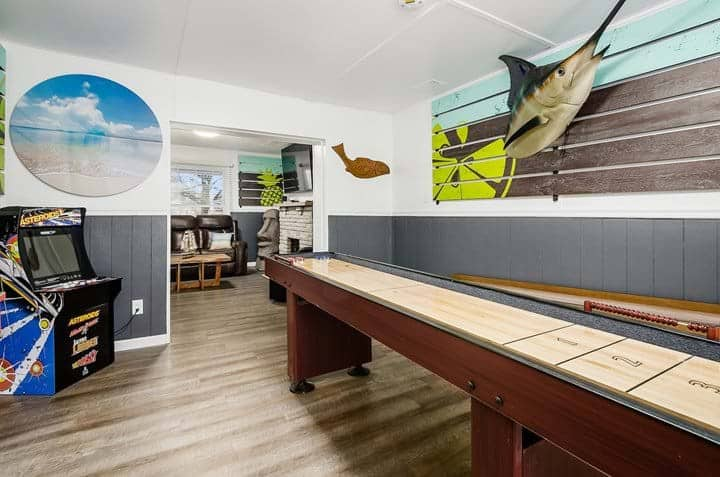 ★ Under the Sea ★ Private Home with Game Room ★