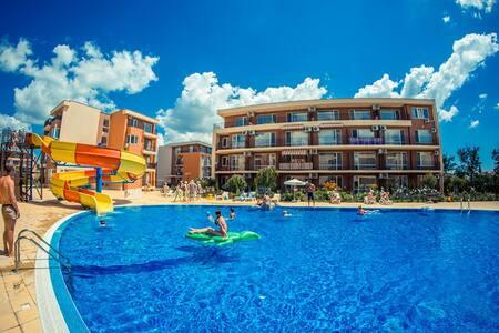 Studio Holiday ,Sunny Beach - Sunny Beach - Appartement