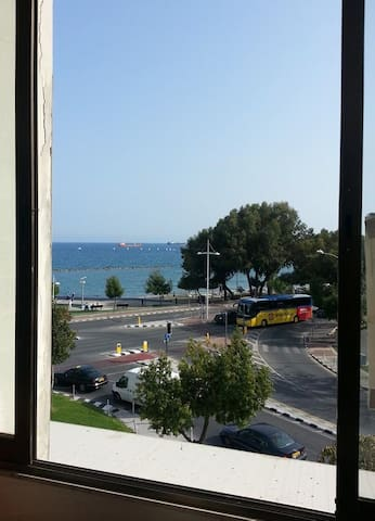 Limassol Sea View Studio Apartment - Limassol - Apartamento