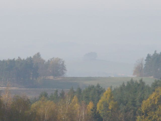 hazy fall-time