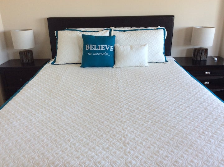 Charming 2 BR guest suit with private parking