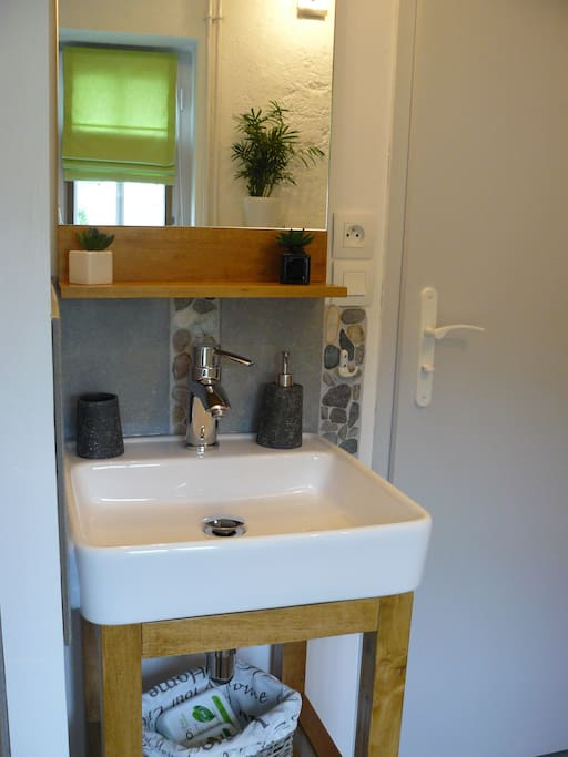 La salle de bain Galaure