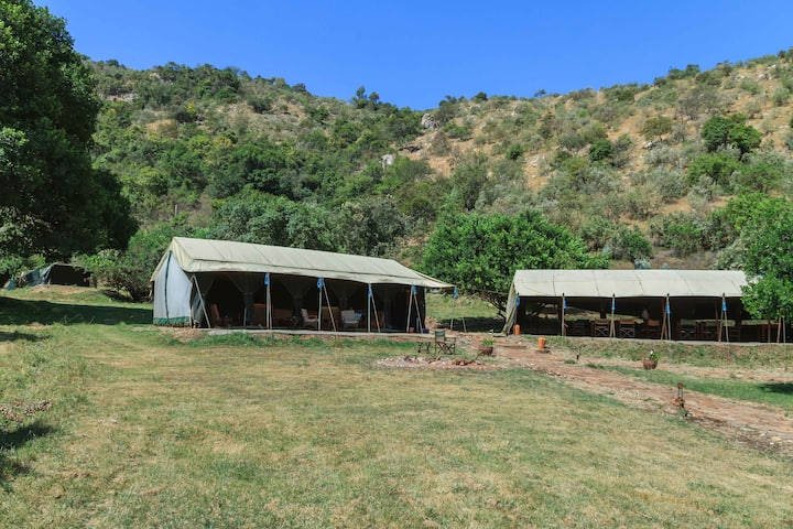 The Nubian In The Mara- Luxury Tented Camp
