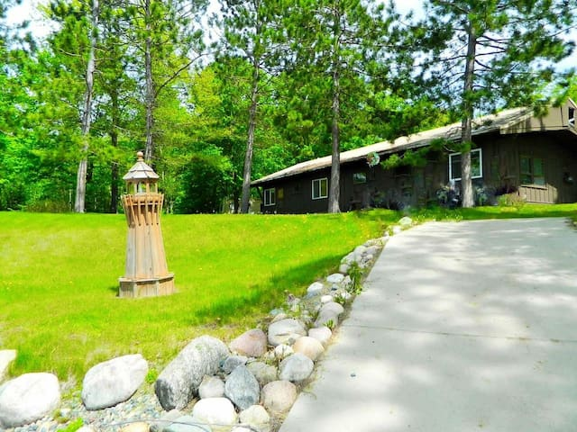 #6 Cozy Cabin at Woodland Resort on Pokegama Lake