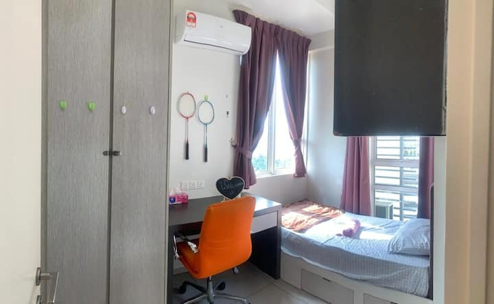 ☆MOsT AFFORDABLE RoOM in tOWN #COSY:)#GREAT VALUE$