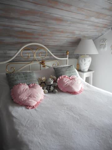Chambre chez l'habitant chemin régordane , stevens - Costaros - Casa