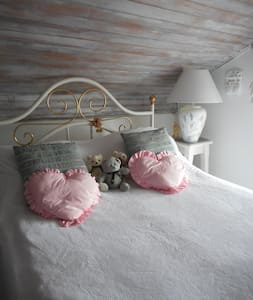 Chambre chez l'habitant chemin régordane , stevens - Costaros - Ház