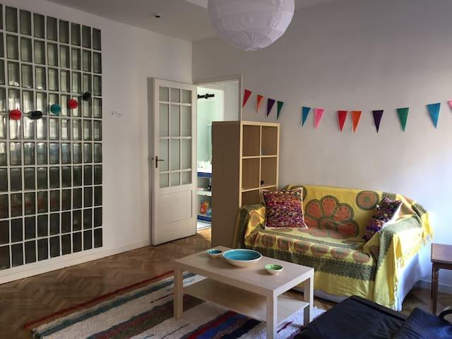 Los banderines, cozy and lightful apartment