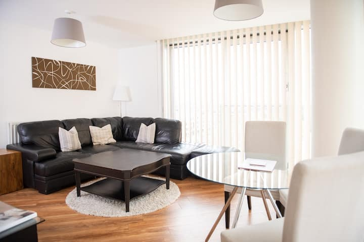 City Center location, Perfect for a Staycation!