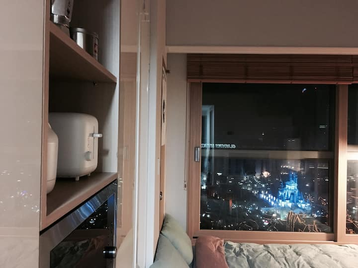 YaJi's Place #1 잠실Jamsil蚕室,서울Seoul首尔,대한민국Korea韩国
