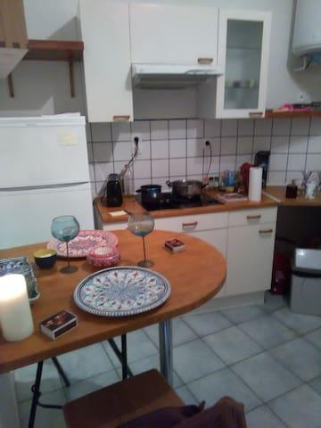 Bel appartement (37m²), idéal pour un couple. - Lyon