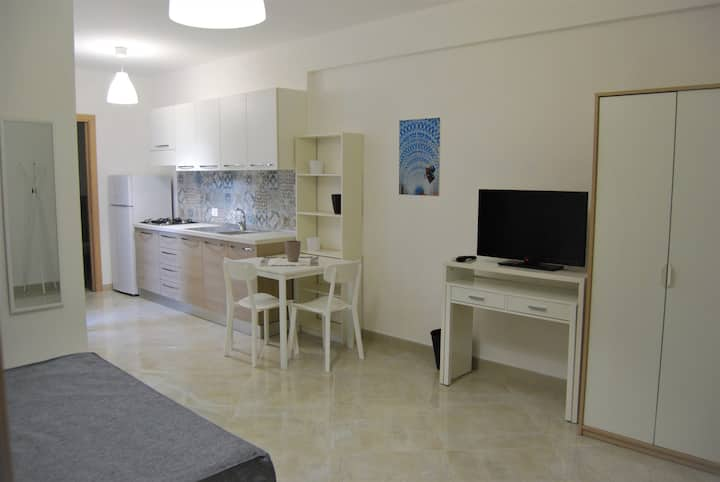 New and modern flat in the center