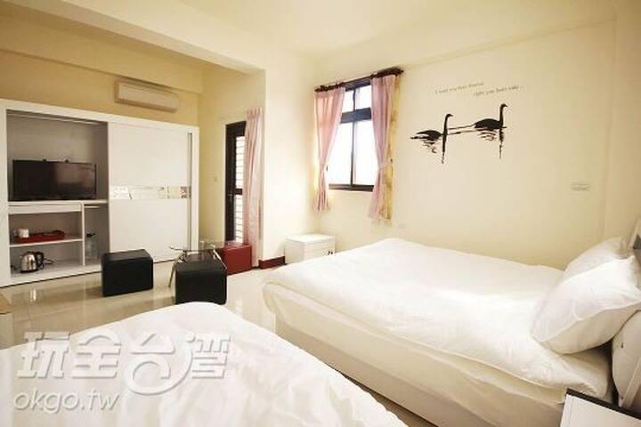享在家 - Jinhu Township - Guest suite
