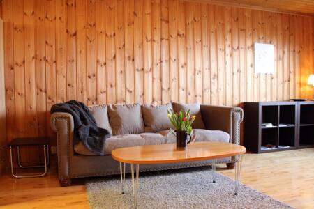 Comfortable studio with free parking - Göteborg - Huoneisto