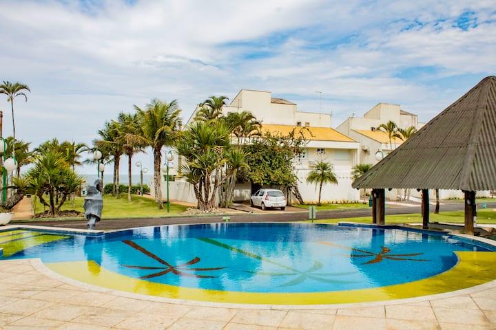 Condomínio Cancun Beach CASA 14 - ITAPOÁ