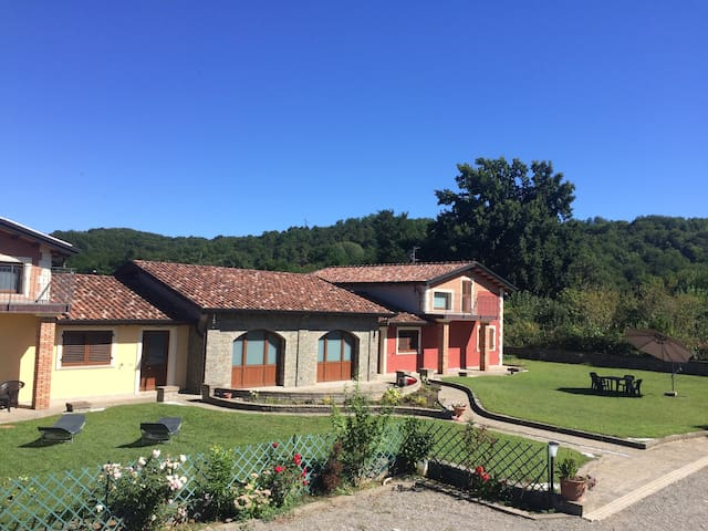 casa privata in toscana - Villafranca in Lunigiana - Apartment