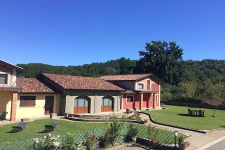 casa privata in toscana - Villafranca in Lunigiana - Lejlighed