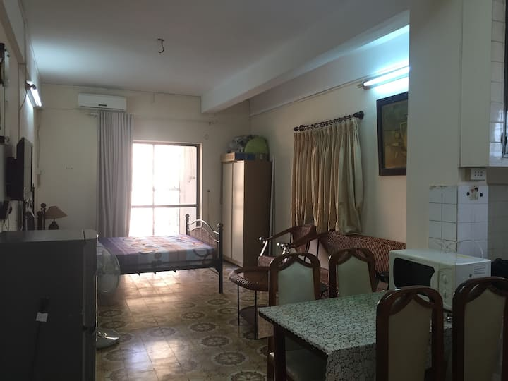 Nice serviced apartment for rent at Ly Chinh Thang