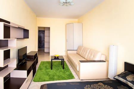 Уютная квартира рядом с площадью Калинина - 新西伯利亚