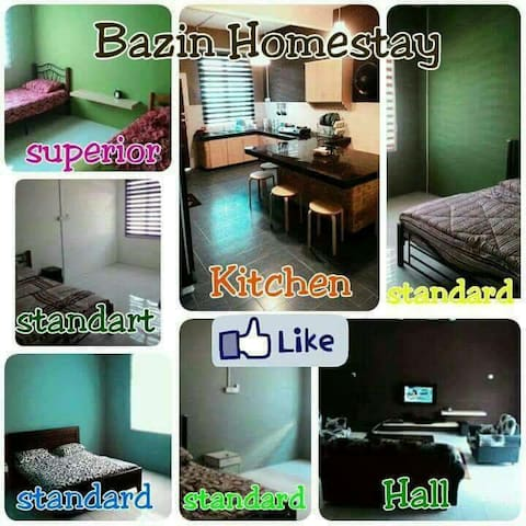 Bazin Homestay Port Dickson (6-20person)