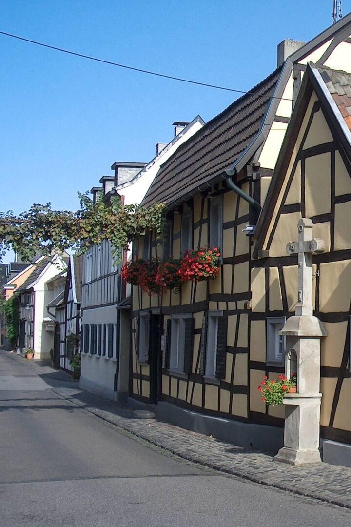 Stadtteil Muffendorf / Town Area