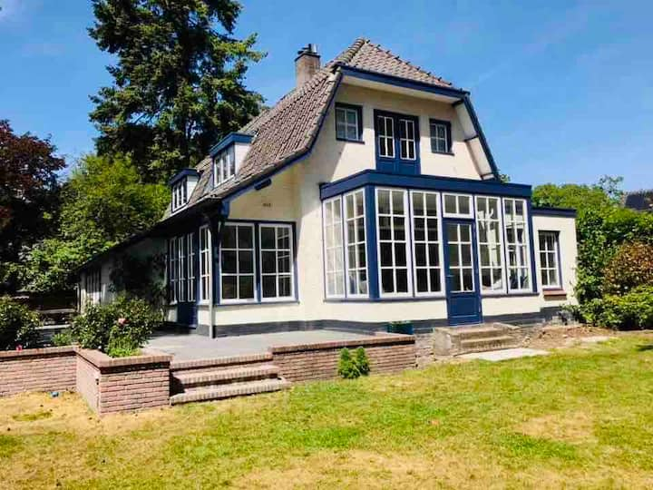 Beautiful villa near Utrecht and Amsterdam