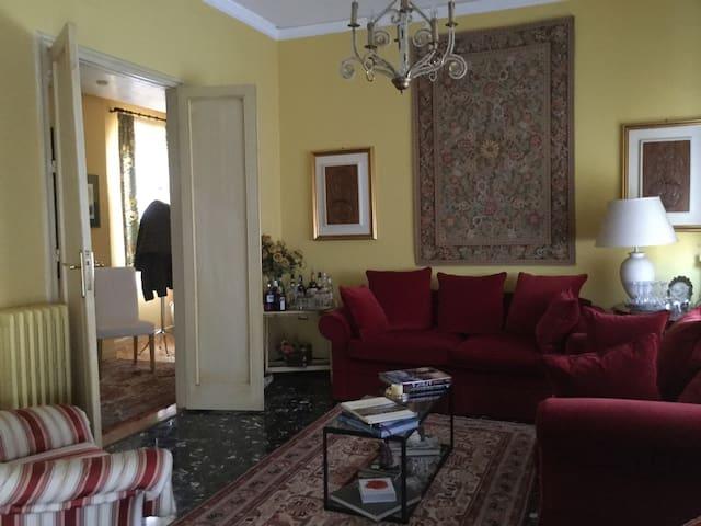 Appartamento elegante e luminoso - Caltanissetta - Lägenhet