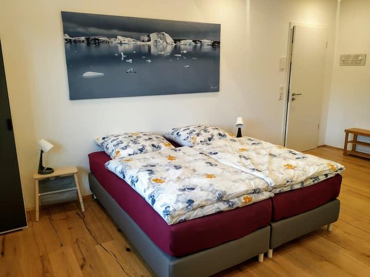 Neues Appartement am Maintal-Radweg Ochsenfurt 2